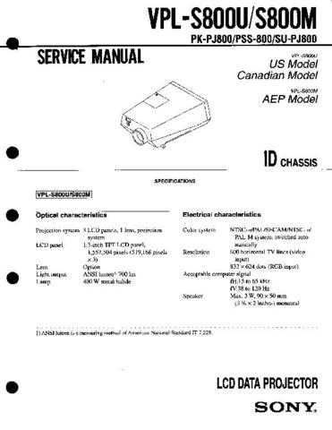 S800-1 SERVICE by download Mauritron #306226