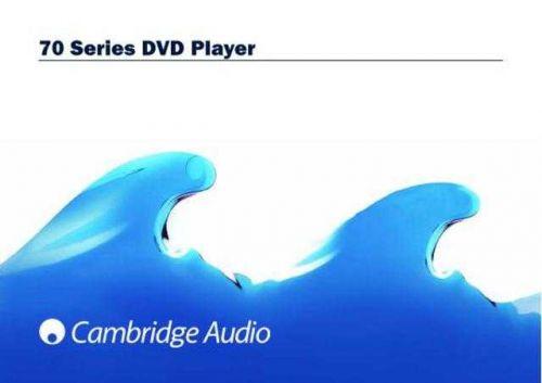 Cambridge Audio AP165152CADVD70SeriesUsersManual(2) by download Mauritron #311769