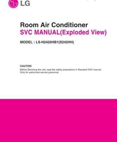 LG MFL32480507 Manual by download Mauritron #305563