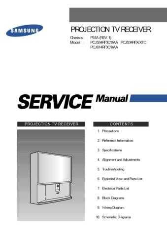 Samsung PCJ534-614RF Service Manual by download Mauritron #322619