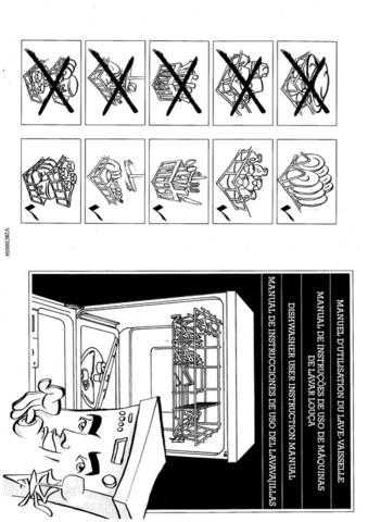 Hotpoint BFI62 Dishwasher Operating Guide by download Mauritron #313495