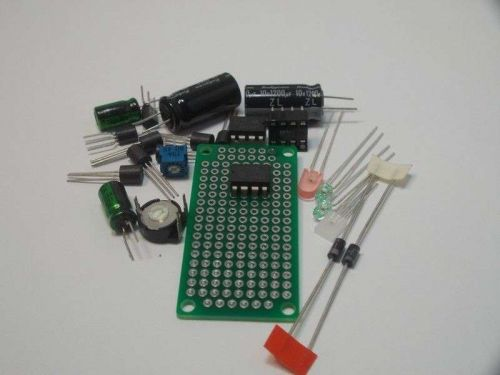 Voice Echo IC Design Kit with PCBs (#1950)