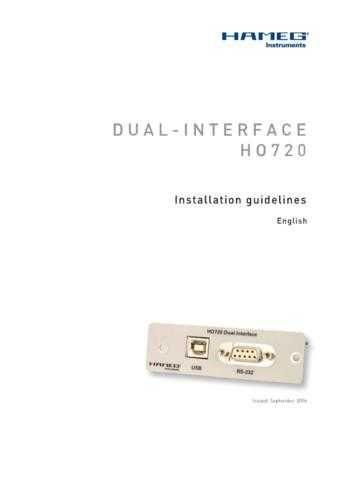 Hameg HO720 Manual e Operating Guide by download Mauritron #307301