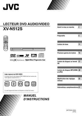 JVC GNT0055-005A Operating Guide by download Mauritron #291467