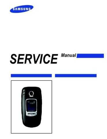 Samsung SGH-E730 Mobile Phone Service Manual by download Mauritron #306344