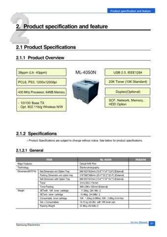 20080717110539015 02-PRODUCT SPECIFICATION Manual by download Mauritron #303135