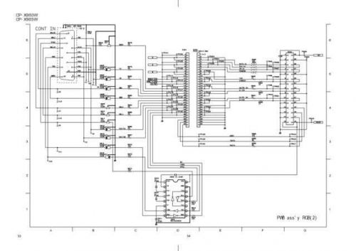 Hitachi Rgb2 Service Manual by download Mauritron #286175