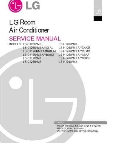 LG A20195Q Manual by download Mauritron #304382