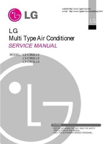 LG 3828A20156P Manual by download Mauritron #303812