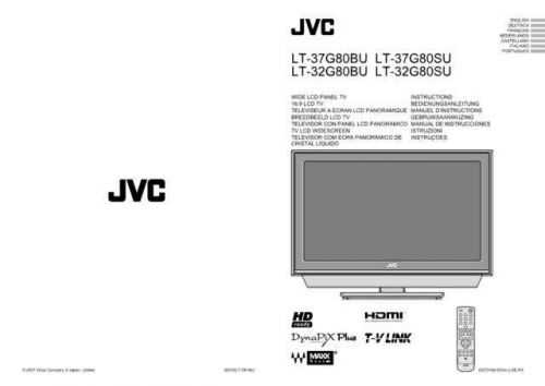 JVC GGT0166-001A-U_FR_2 Operating Guide by download Mauritron #291307