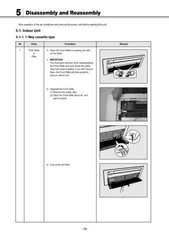 20041201090117656 DISASSEMBLY AND REASSEMBLY Manual by download Mauritron #302670
