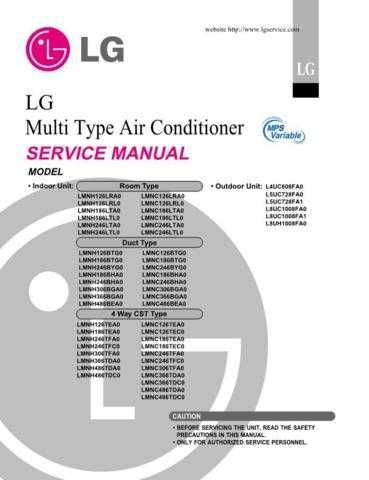 LG LMNC246BYG0 CDC-2183 Manual by download Mauritron #305311