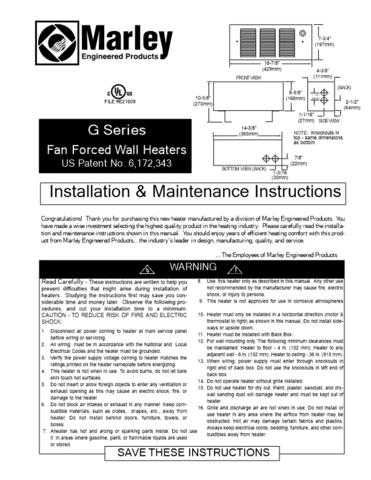 Honeywell Qmark Qfgmanual by download Mauritron #317984