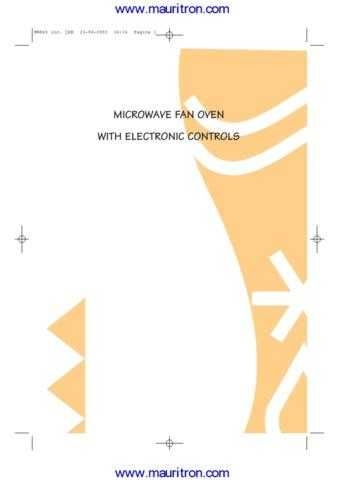 De Longhi MW865 Operating Manual by download Mauritron #312290