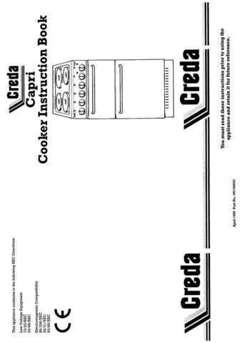 Creda HB49118 Operating Guide by download Mauritron #312920