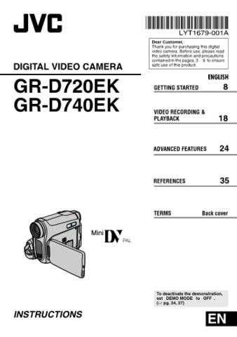 JVC LYT1679-001A 2 Operating Guide by download Mauritron #297575