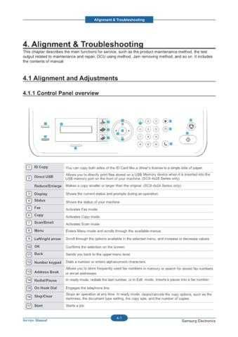 20080609112550843 04-ALIGNMENT AND TROUBLESHOOTING Manual by download Mauritron #3029