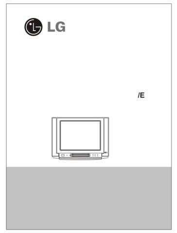 LG LG-21D3RGE-TY Manual by download Mauritron #304780