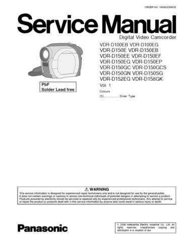 Panasonic VM0602006CE by download Mauritron #302658