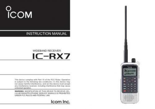 Icom IC-T81A Amateur Radio Operating Guide by download Mauritron #317476
