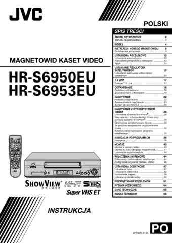 JVC LPT0650-014A_2 Operating Guide by download Mauritron #292536