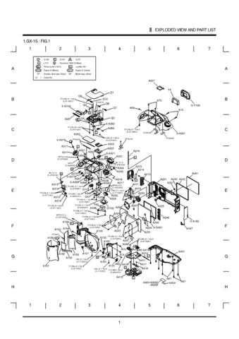 EXPLODED DRAWING&PARTS LIST Manual by download Mauritron #303477