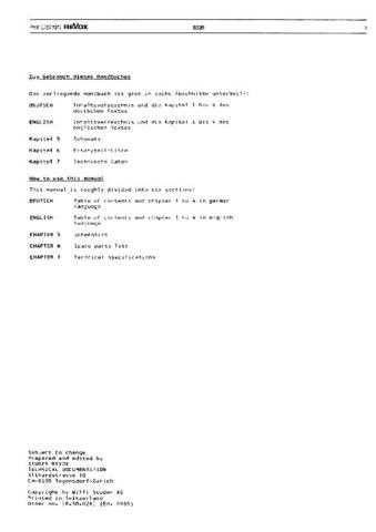 Revox B225 Service Manual by download Mauritron #312228