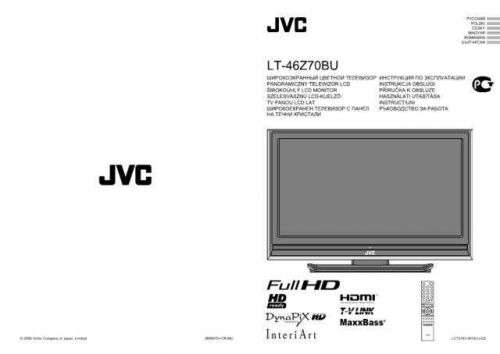 JVC LCT2181-001A-U-CZ Operating Guide by download Mauritron #292238