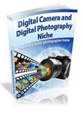DIGITAL CAMERA & PHOTOGRAPHY TIPS-PDF EBOOK-MASTER RESELL RIGHTS MRR