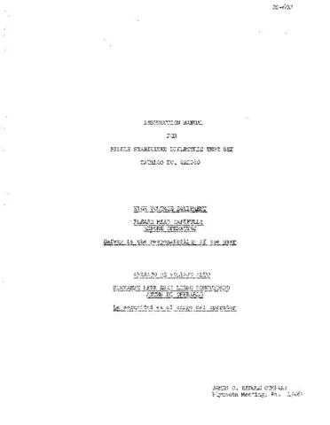 Biddle 22-5Jb Operating Guide by download Mauritron #309314