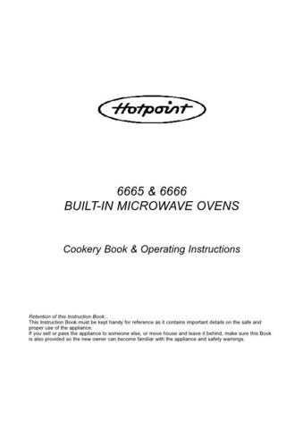 Hotpoint 6666 Part 2 Microwave Oven Operating Guide by download Mauritron #309924