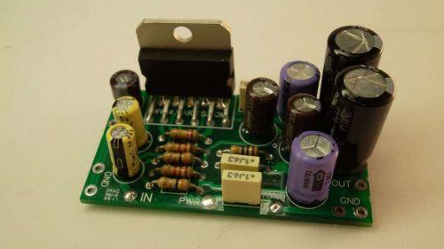 10 Watt, 2-Channel Audio Power Amplifier Kit (#2089)