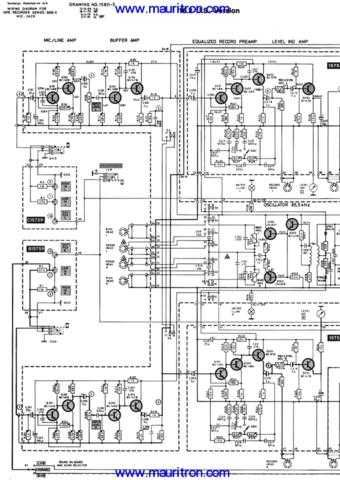 Tandberg 3000X Schematic by download Mauritron #327144