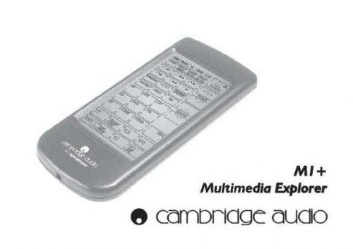 Cambridge Audio AP116194CAM1+UserManual by download Mauritron #311766