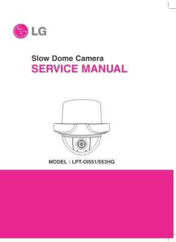 LG LG-LP61A Manual by download Mauritron #304928