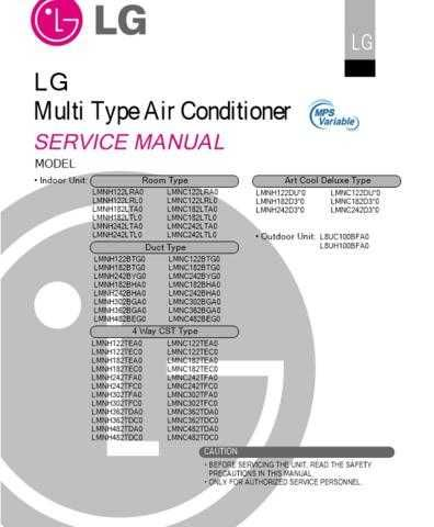 LG 3828A22009L_LMNC122DUR0 Manual by download Mauritron #303978