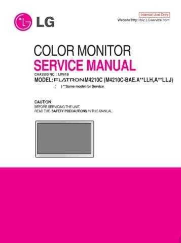 LG MFL38456713(M4210C-BAE_E) Manual by download Mauritron #305701