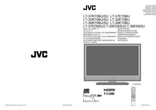 JVC LCT2091-001B-U-PT_2 Operating Guide by download Mauritron #292110