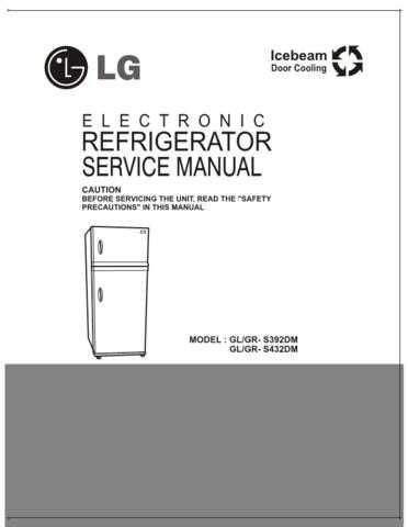 LG LG-S392DM_S432DM SERVICE MANUAL_3 Manual by download Mauritron #305085