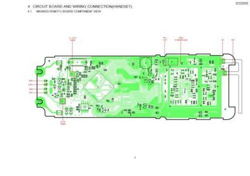 Panasonic TCD700 MOD MS29-11-01 Manual by download Mauritron #302138