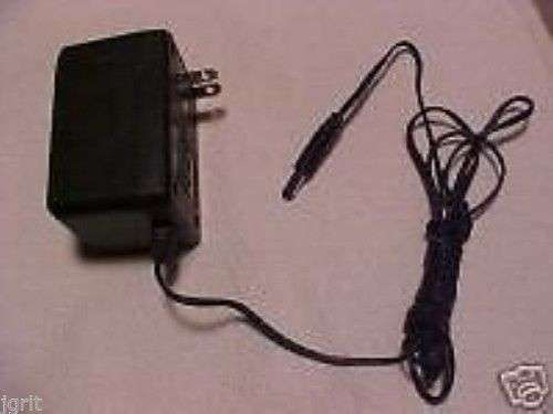 9.5v adapter cord = SEGA GENESIS CDX cd ROM console system power plug electric