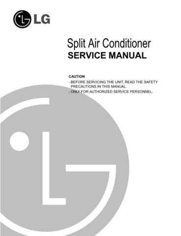 LG LG-SFF Service Manual Manual by download Mauritron #305183