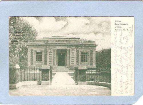 New York Auburn Case Memorial Library ny_box2~785