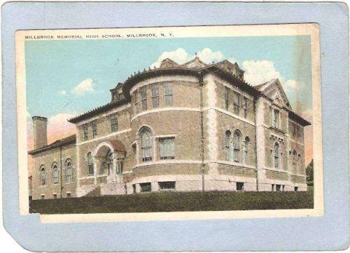 New York Millbrook Millbrook Memorial High School ny_box4~2087