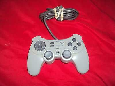 PLAYSTATION ONE PROGRAMMABLE CONTROLLER INTERACT BARRACUDA 2 SV-1133 VG CONDITON