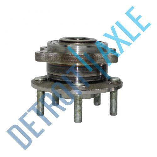 1 NEW 07-11 Hyundai Santa Fe Veracruz Wheel Hub Bearing Assembly