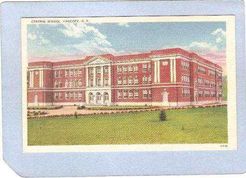 New York Hancock Central School ny_box3~1346