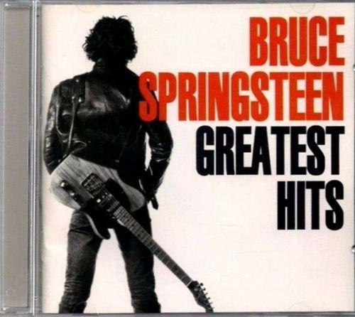 BRUCE SPRINGSTEEN ~ Bruce Springsteen's Greatest Hits Rock CD