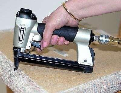 Office Staple Gun Stool Home School Equipment Safe Heavy Duty Upholstery Smooth
