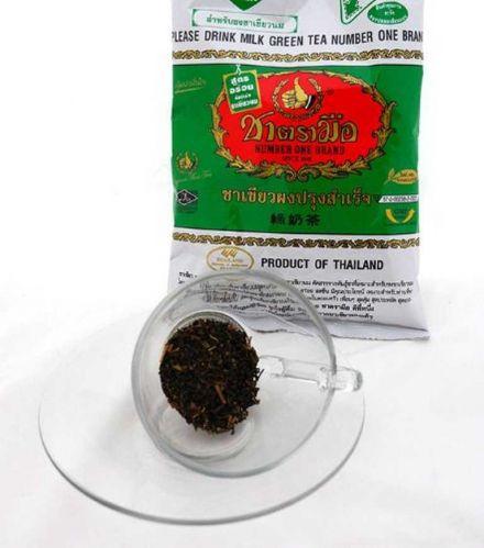 Thai Milk Green Tea Mix Number One Brand 200 G. Free Shipping